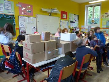 A Plazac, un noël participatif