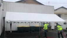 La Mairie de Périgueux offre un second abri pour les distributions