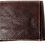 Thumbnail: Men's Leather Horse Floral Tooled Laser Cut Lone Star Short Wallet in 9