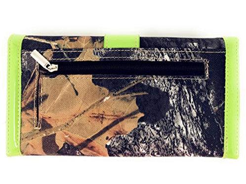 GoCowgirl Western Concealed Carry Gun Belt Buckle Purse Camouflage Handbag Camo