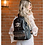 Thumbnail: Texas West Women's Multi-way Sugar Skull Concealed Carry Top Handle Backpack Pu