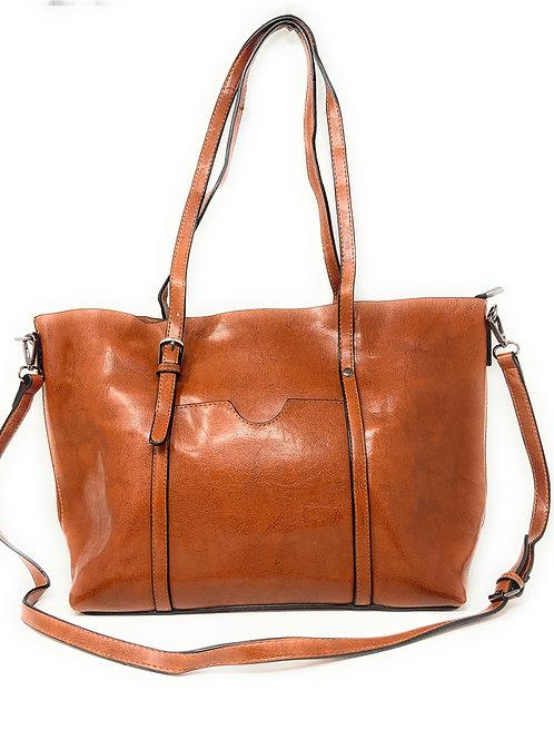 Texas Women's Leather Purses Handbags Top Handle Satchel Bags fashionTote Bag