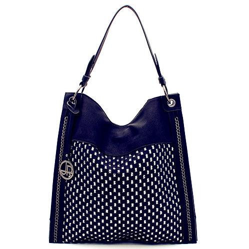 Desinger Inspired Single Shoulder Strap Fashion Hobo Bag In Multi Color