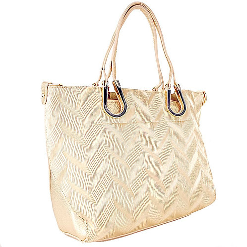 New Fashion 2 in 1 Tote Bag with Cosmetic Pouch In Multi Color