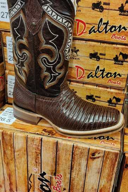 copy of Western coyboy boots. Geniune leather with high quality detailed design.