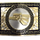 Thumbnail: Western Cowboy/Cowgirl Gold Silver Metal Square Belt Buckles In Multi Symbol