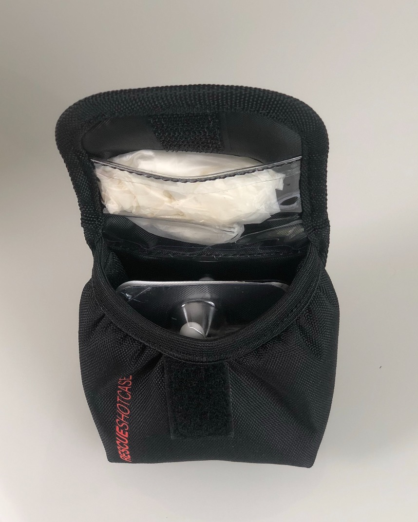 Tactical Overdose Kit Case