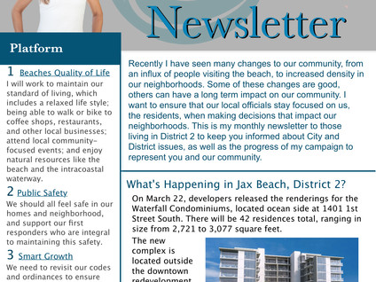 Inaugural District 2 Newsletter!