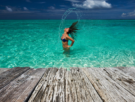 The Salty Sweet Truth: Is Saltwater Good for Your Hair?