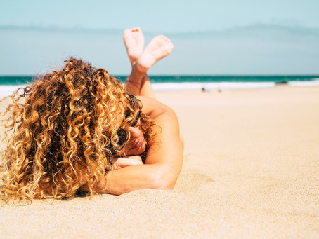 How to Save Your Hair from Strong Summertime Sun