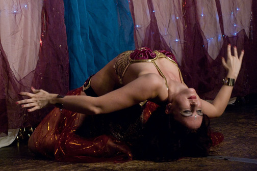 Belly Dancing & Tantra