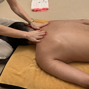 Massaging Naim