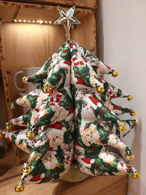 Plush Christmas Tree (38cm X 36cm)