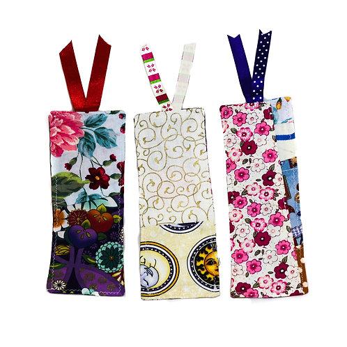 Cloth Bookmarks