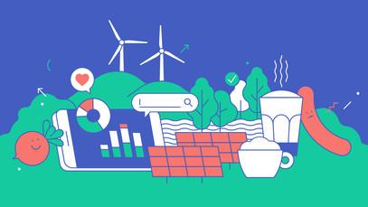 Klimaschutz kann ganz einfach gehen: Starte jetzt mit 3 Sofort-Aktionen