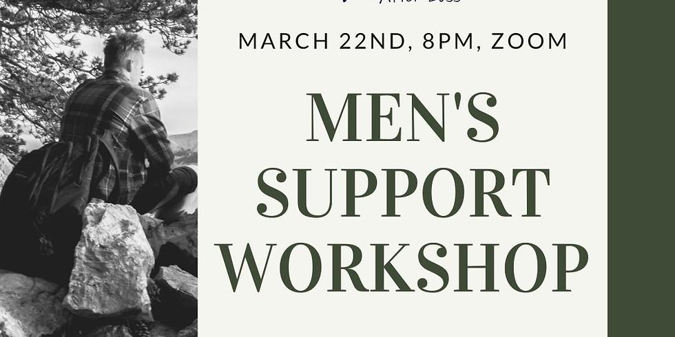 Men's Support Workshop