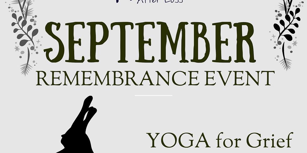 September Remembrance Event 9/10/2021