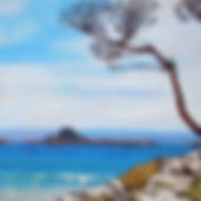 Limestone, Beach,