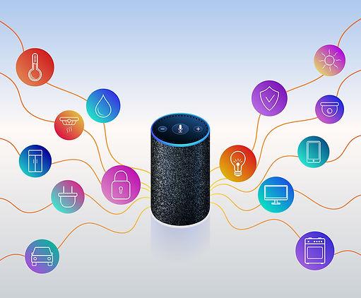 bigstock-Smart-Speaker-For-Smart-Home-C-