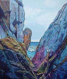 Craggy, Surf Channel, Calvert Island, Hakai