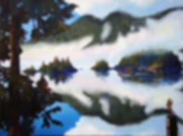 Alice in Twains, Reflections, Islands, Port Alice