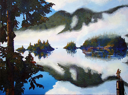 Alice in Twains, Reflections, Islands, Port Alice