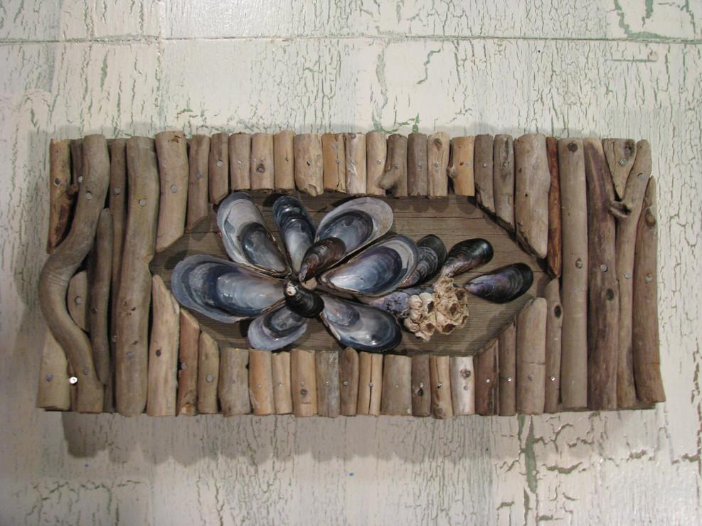 Mussel Flower