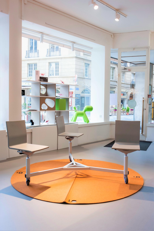 Lista Office, Beau-Séjour 1