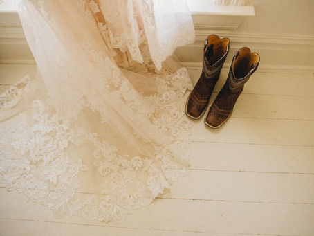 Summer Wedding at The Farmhouse - Kalispell, MT