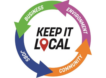 Local economy – Helping your money come back to you