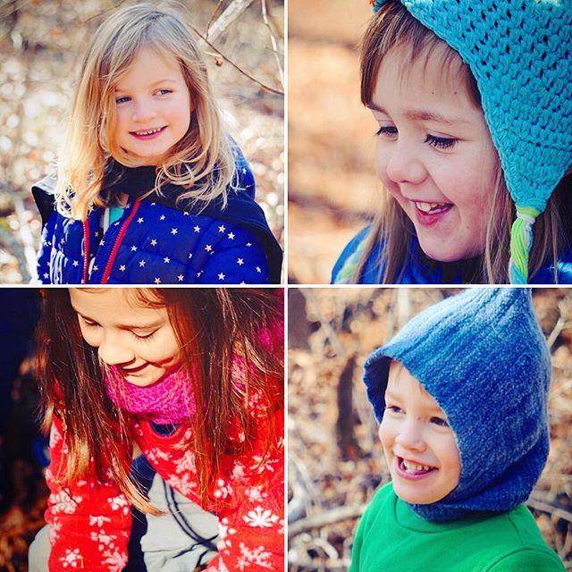 Winter smiles