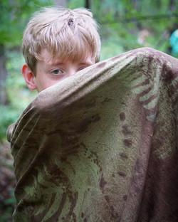 A Ranger snuck into the Healer camp toda