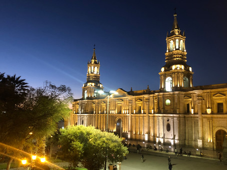 3 DAYS IN AREQUIPA