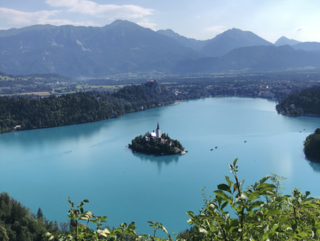 HOW TO REACH THE BEST VIEWPOINT IN LAKE BLED - VELIKA OSOJNICA