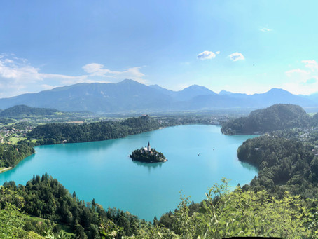A FAIRY TALE TRIP TO LAKE BLED