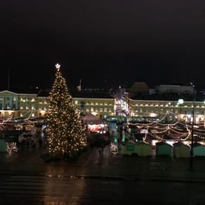 HELSINKI CHRISTMAS MARKET ITINERARY