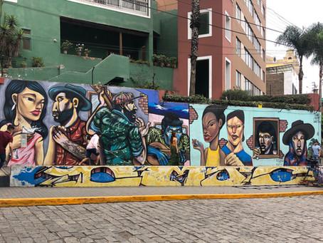 BARRANCO, LIMA: THE FINAL STOP IN PERU