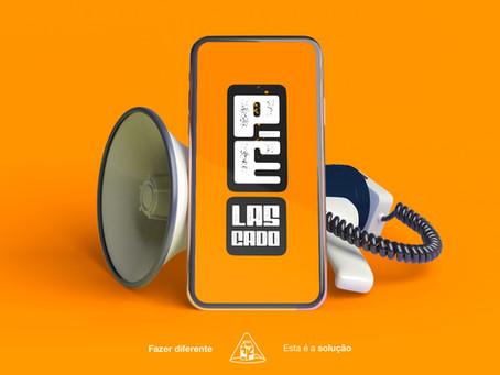 """Live de hoje - Lascou Rock, torna-se """"Pé Lascado"""" em sua primeira edição online."""