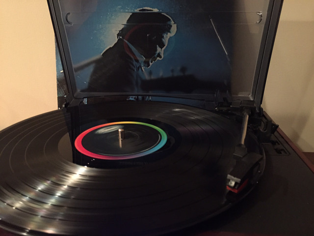 VCH Vinyl Review #1: Johnny Cash At San Quentin