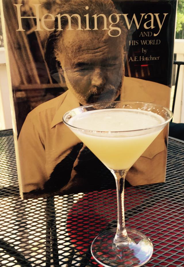 Summer Cocktails # 1—The Hemingway Daiquiri