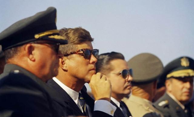JFK's Favorite Sunglasses