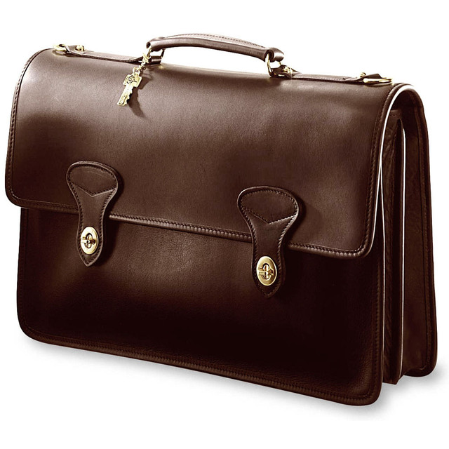 VCH Finds: Jack Georges University Briefcase #2456