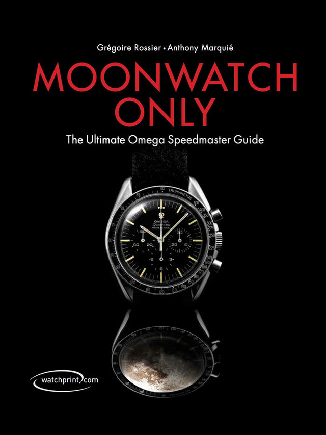 VCH Book Review # 4—Moonwatch Only: The Ultimate Speedmaster Guide