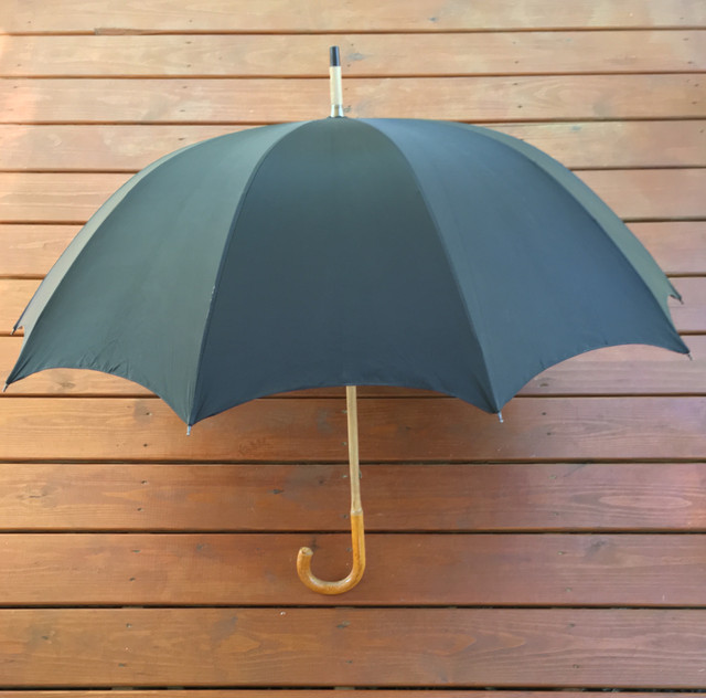 VCH Finds: Fox Paragon Brooks Brothers Umbrella