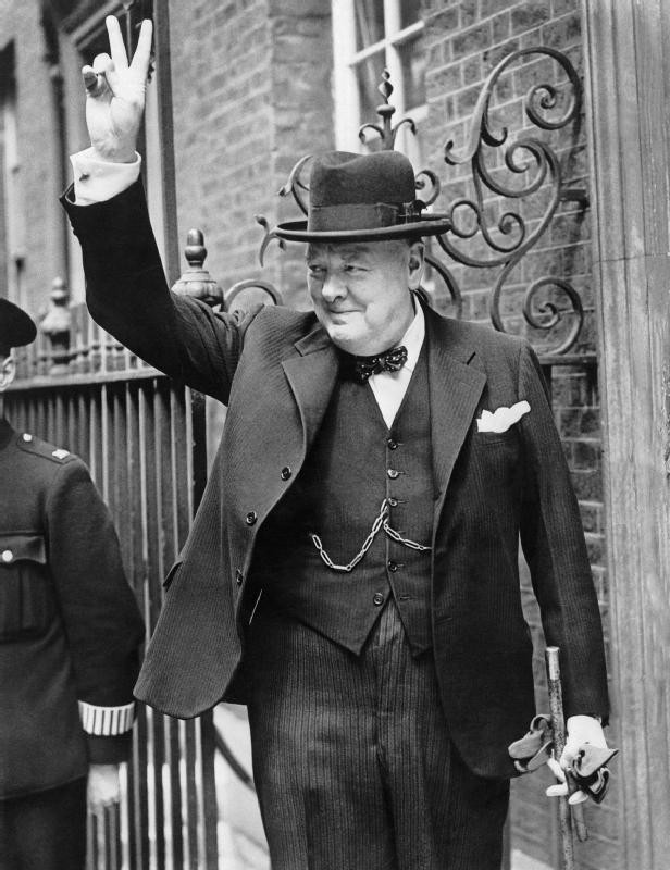 Churchill Style—Victorian Elegance Meets Modern Branding, Part I
