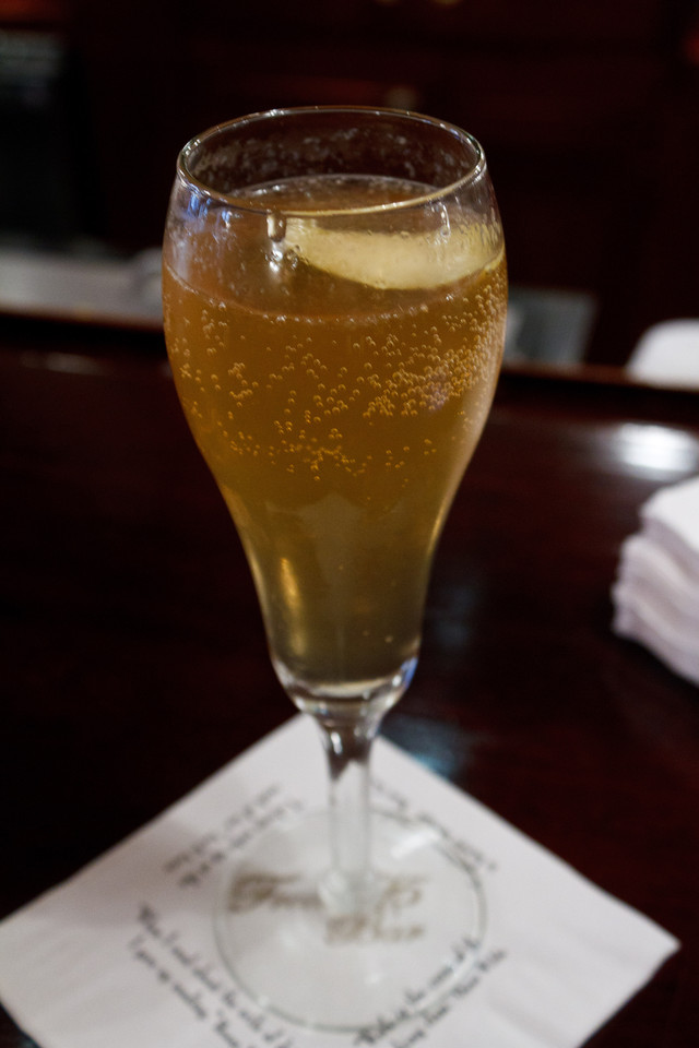 100 Years of the French 75 Cocktail