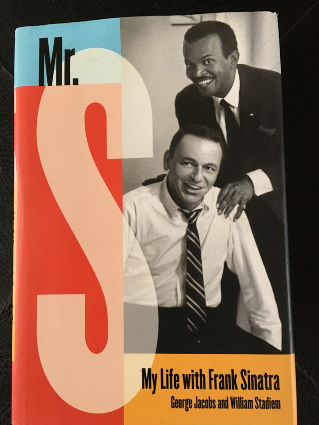 VCH Book Review # 3— Mr. S: My Life with Frank Sinatra