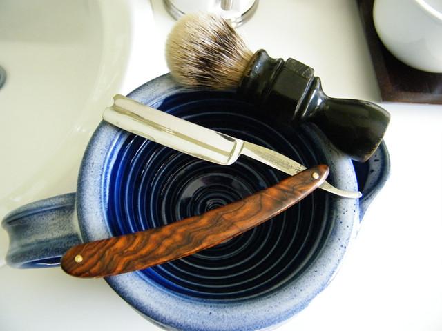 A Few Favorite Shaving Brushes, Part I