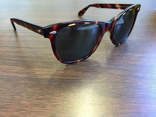 cb00a98b5ce Vintage AO Saratogas today from the VCH collection. Modern polycarbonate  True Color lenses were added by American Optical in 2013.