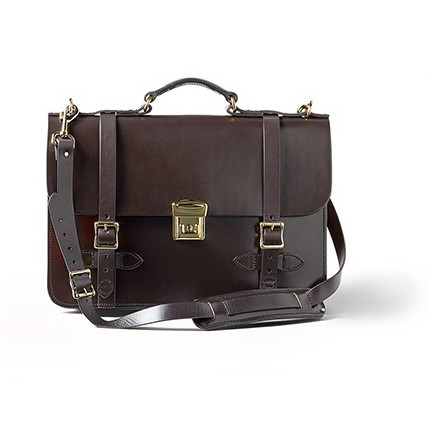 The Filson Field Satchel: A Briefcase Worthy of Atticus Finch